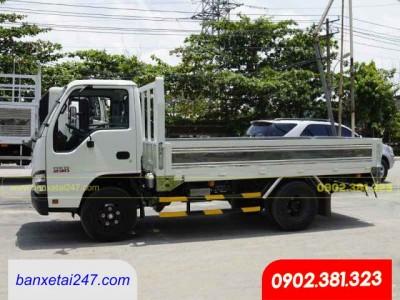 Xe Tải Isuzu 1t4 2020 Thùng Lửng - QKR77FE4